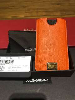 Brand new dolce & gabbana iphone 5 cover