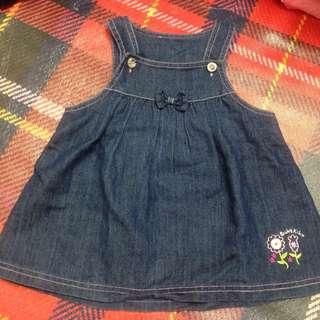 Baby kiko jeans dress