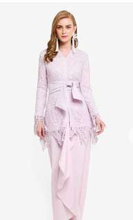 Lubna Lace Fitted Sleeves Kebaya
