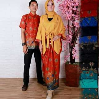 SET COUPLE BATWING