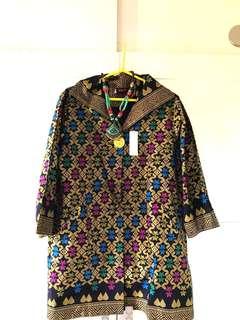 Batik lombok size 3XL
