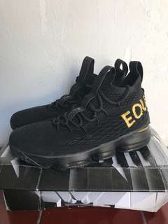 Sepatu Basket Lebron 15 EQUALITY size 42 REPLIKA