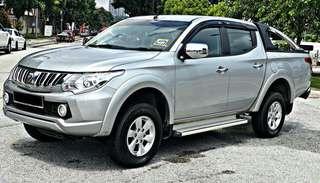 Triton 2.4vgt auto 2016 sambung bayar or continue loan