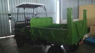 Plantation truck