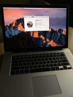 "2012 15"" Retina MacBook Pro"