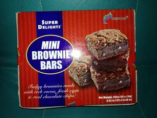 Super Delights Brownie Bars