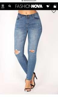 NEW Fashion Nova Jeans