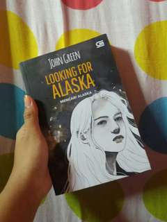 Looking for alaska by john green [repriced]