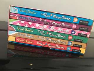 Malory Towers (Book 1-6)