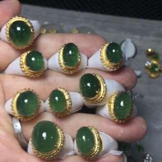 Natural Myanmar jade - grade A
