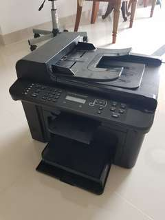 HP LaserJet 1536dnf MFP Printer