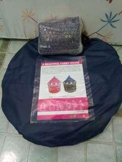 Kiddie Castle prince &bag pack