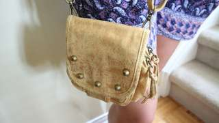 Matt and Nat purse / cross body bag