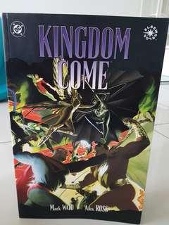 Kingdom come DC comic