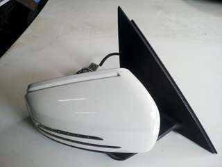 Mercedes W204 Side Mirror 1 Side (Used)