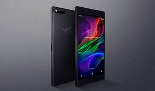 BNIB Sealed - Black Razer Phone (Local Telco Set)