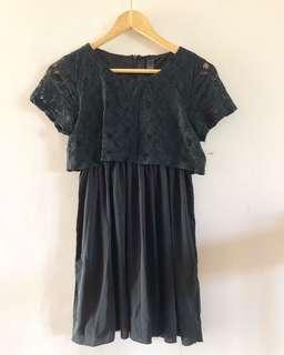 Black Lace Dress by Cinch