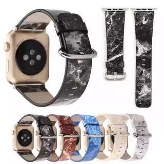 Apple Watch strap 皮革手錶帶42 mm款