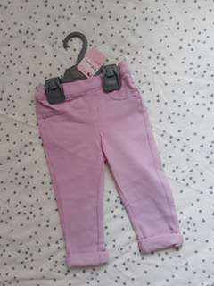 Mothercare jegging bnwt