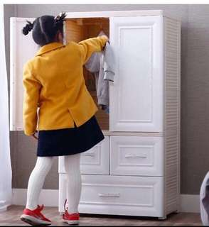 Free delivery Kids Wardrobe clothes storage cupboard