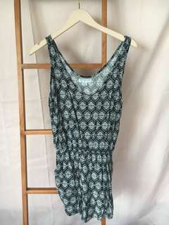 COTTON ON printed romper
