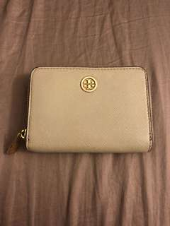 Tory Burch Zip Coin Purse