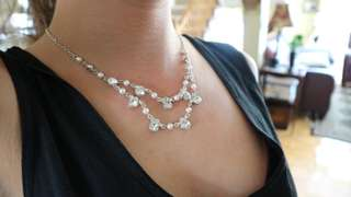 Dressy necklace