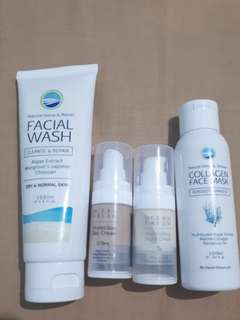 Ocean Fresh Skincare Set