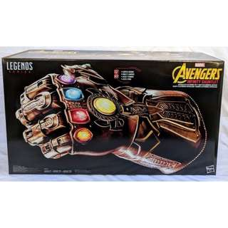 [BACKORDER] Marvel Legends Thanos Infinity Gauntlet