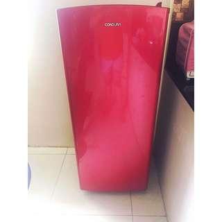 Condura Red Refrigerator