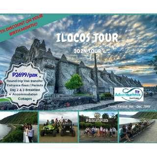 Ilocandia - 3D2N Tour