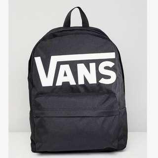 Vans Backpack 背包 背囊
