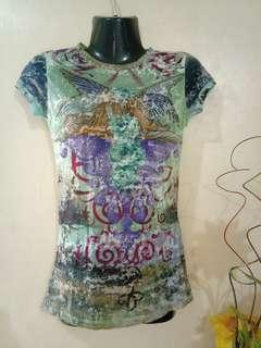 Human Ladies Shirt