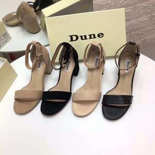 Dune來自英國, 2018最新款