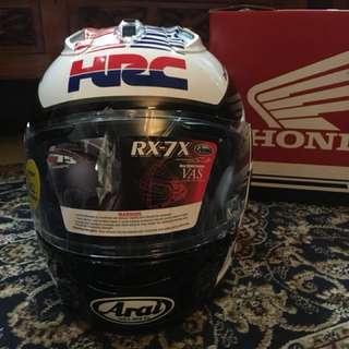 Arai HRC limited Edition
