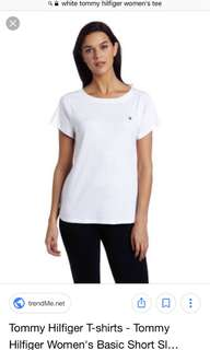 Authentic tommy hilfiger women's tee