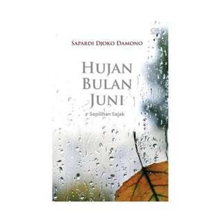 Hujan Bulan Juni (Sepilihan Sajak)