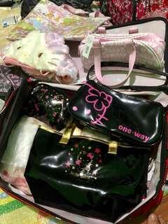 More Bags Hello Kitty