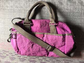 Authentic Kipling Hand bag w/ sling