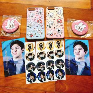 EXO Suho Cotton Blossom Phone Case