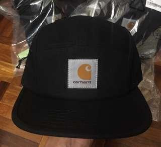 Carhartt CAP 5 panel black