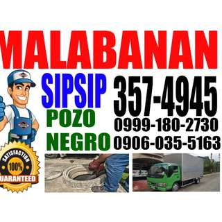 Malabanan Septic Tank Cleaning Services 023574945 / 09060355163