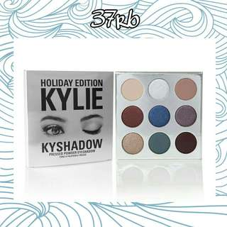 Kylie Eyeshaodow Holiday Edition Kode-L