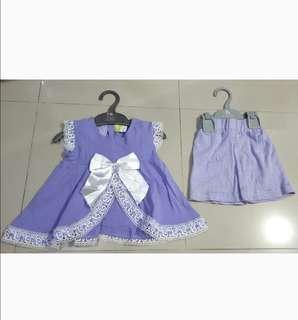 Purple Dress merk Eyka