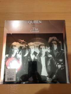 Queen -the game lp