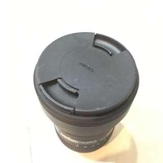 Sigma 12-24mm f4.5-5.6 iiDG HSM (Nikon mount)