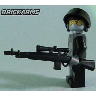 BrickArms Rifles for Lego