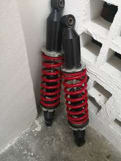 Myvi rear adjustable only ( used )