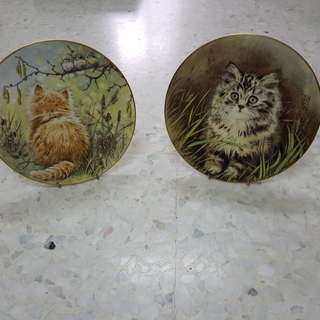 Kitten Classic Plate Collection