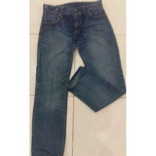Levis Jeans Size W 31 L 32 Original